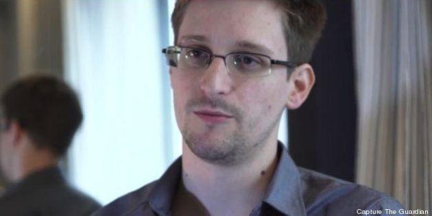 Snowden aurait planifié son espionnage, selon ses dires dans un journal