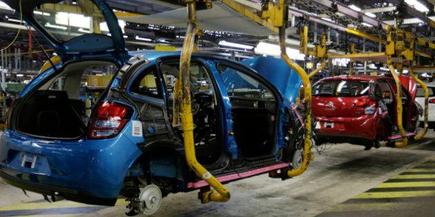 Automobile : le marché européen connaît son pire mois de janvier depuis
