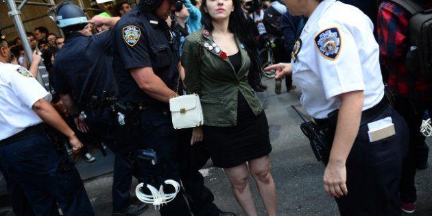 Plus de 130 interpellations pour le 1er anniversaire d'Occupy Wall Street à New