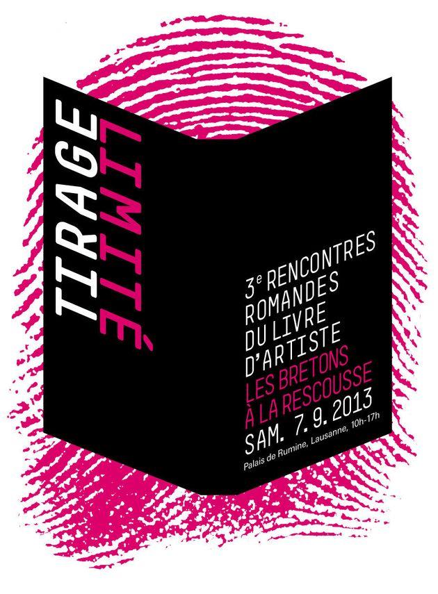 Tirage limité n°3 à Lausanne: Écritures et transferts aux éditions