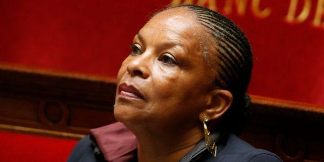 Réforme pénale : Christiane Taubira cible toute trouvée de la