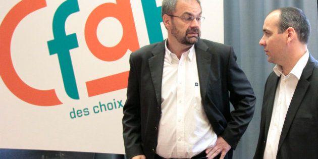 François Chérèque quittera la direction de la CFDT en novembre, Laurent Berger pressenti pour lui