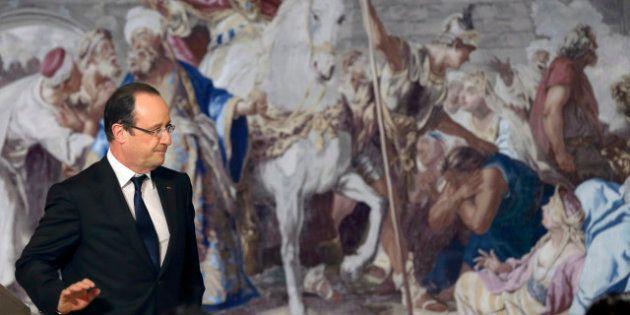 Hollande en Grèce : marqué par l'austérité, le président tente de se refaire une