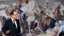 Hollande à Athènes mais pas pour les