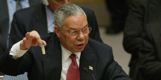 Le spectre de la guerre d'Irak et des fausses preuves bouscule le calendrier en