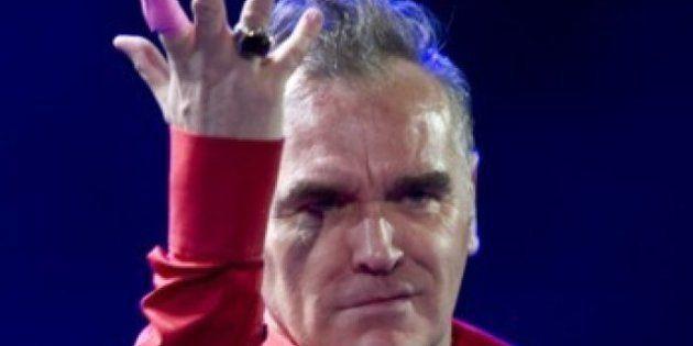 VIDÉOS. Morrissey invente le concert 100% végétarien à Los