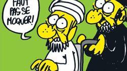 Caricatures de Mahomet : qui est pour qui est