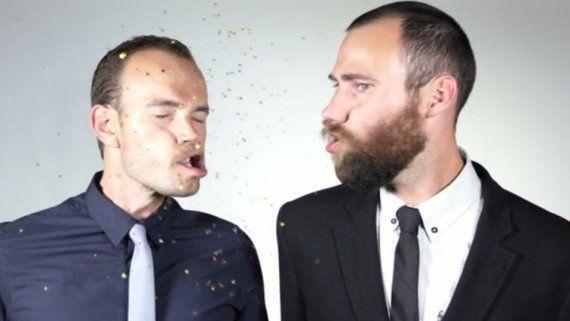 VIDEO. Mieux que les photos de mariage, ils se font faire un clip en slow-motion pour immortaliser leur