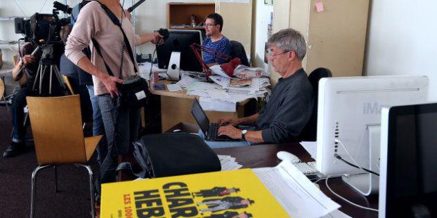 Charlie Hebdo : plainte à Paris contre l'hebdomadaire, dans l'affaire des nouvelles caricatures de