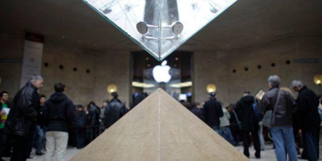 iPhone 5: la grève des employés des Apple Store parisiens