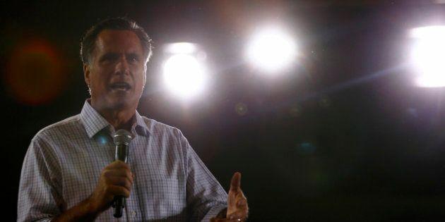 Romney : une semaine en