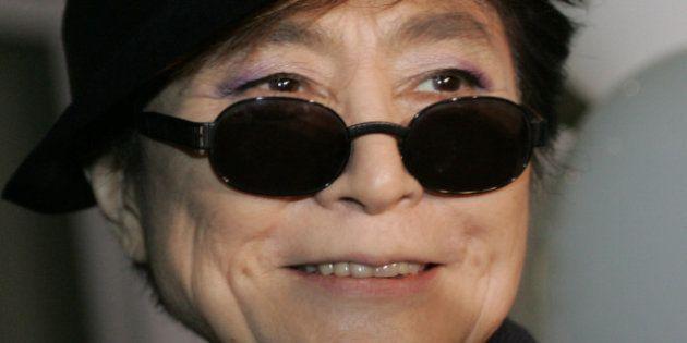 Yoko Ono va décerner un prix pour la paix aux Pussy