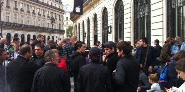 iPhone 5: grève confirmée dans les Apple Store français pour son lancement, attente plus longue à