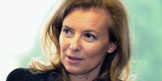 Valérie Trierweiler a un nouveau compte Twitter: