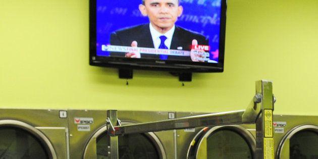 Sondages d'électeurs: Obama remporte le dernier débat face à