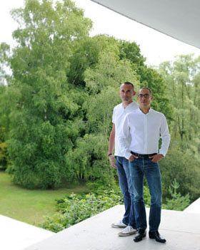 Le Jardin de sculptures de Nicolas Libert et Emmanuel Renoird, terreau de jeunes