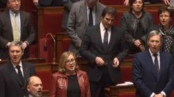 L'opposition entonne La Marseillaise à