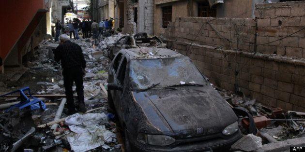 Syrie : plus de 100.000 morts depuis le début de la