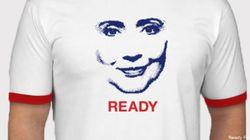 L'étrange T-shirt de campagne d'Hillary
