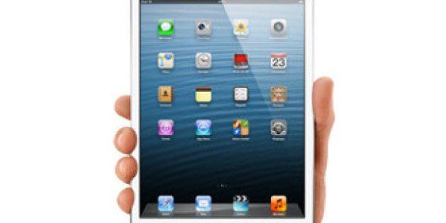 VIDÉO. PHOTOS. iPad Mini : Les caractéristiques et le prix du nouveau produit (décevant)