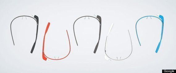 VIDÉO. Google Glass: Un prix et une vidéo en prises de vue