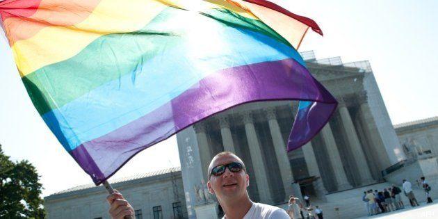 Etats-Unis: la Cour suprême a tranché sur le mariage, victoire pour les couples