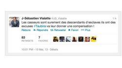 Tout ce qu'un député UMP devra faire pour se faire pardonner un tweet