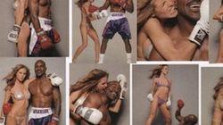 Heidi Klum refait le buzz avec des photos datant de 12