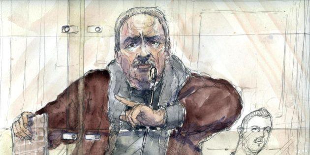 Le terroriste Carlos condamné à la perpétuité en appel pour quatre attentats en