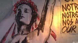 Les Femen en Tunisie s'en sortent