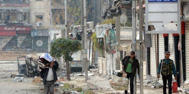 Syrie: le gouvernement a accepté une trêve pour la fête de l'Aïd el-Kebir, affirme Lakhdar