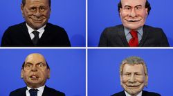 Les têtes d'affiche des élections législatives en