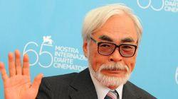 Miyazaki prend sa