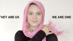 Christchurch: Des foulards portés en solidarité avec la communauté musulmane