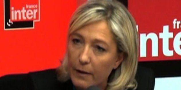 VIDÉO. Derrière Mandela, les réponses passées inaperçues de Marine Le Pen sur France