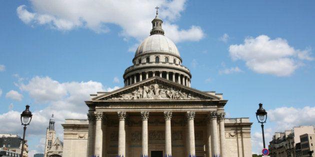 Qui mérite d'aller au Panthéon? Les Français consultés sur Internet peuvent donner leur