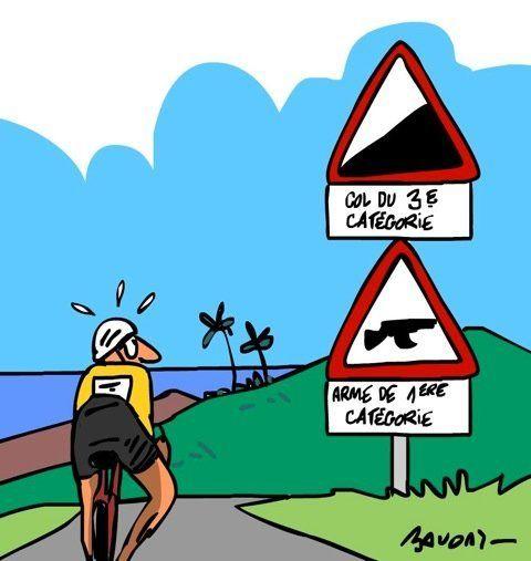 Tour de France: bienvenue chez les