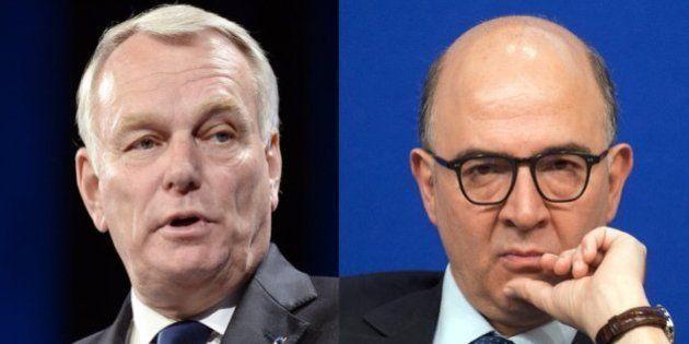 VIDÉO. Aggravation du déficit public: Jean-Marc Ayrault contredit Pierre