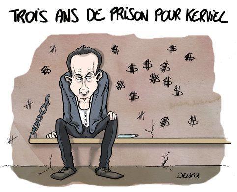 Kerviel en prison : Est-ce la fin de l'argent fou