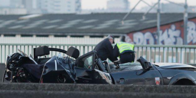 Deux policiers tués dans le Nord de Paris dans un accident de la