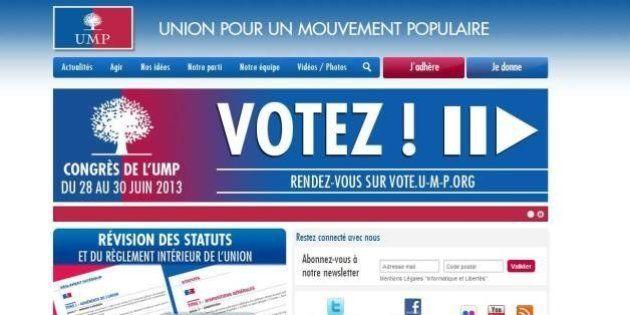 UMP: le vote pour éviter le revote a débuté, pas de psychodrame en