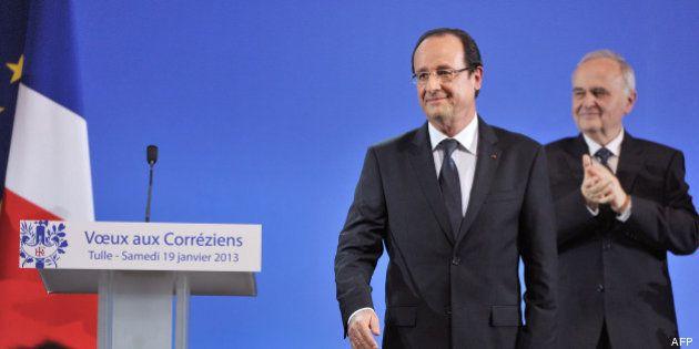 Tulle retrouve son TGI: François Hollande a tenu sa promesse à la