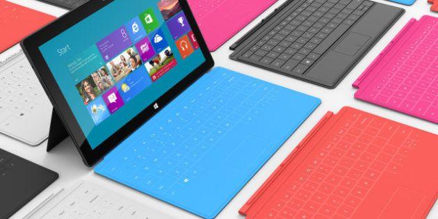 Windows 8, Surface, Windows Phone 8... Microsoft livre un bilan sur sa situation et un regard sur la...
