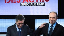 Débat Fillon-Copé : qui sera le président des bisous de l'UMP