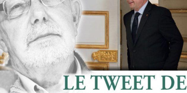 Le tweet de Jean-François Kahn - Monsieur le président, vous ne pouvez pas continuer comme