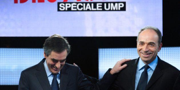Débat Fillon-Copé : des bisous, pas de duel mais des candidats qui affinent leur