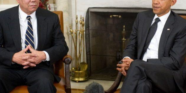 Le soutien de Colin Powell à Barack Obama ? Une question de
