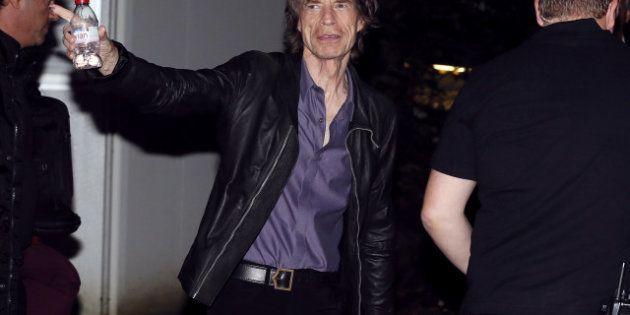 VIDÉOS. Concert surprise au Trabendo: Le come-back des Rolling Stones fait un