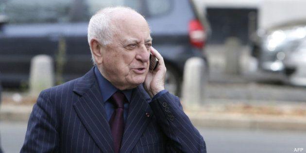 Téléthon: Pierre Bergé condamné pour ses