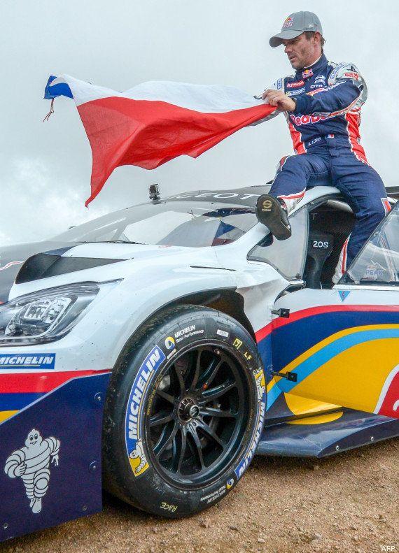 Pikes Peak: Loeb remporte la course légendaire en explosant le
